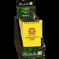 RITE IN THE RAIN 125-18 (3X5 NOTEBOOK - FIRE INCIDENT REPORT - 18 PACK W/POP DISPLAY)
