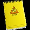 RITE IN THE RAIN 157-H (4X6 NOTEBOOK - DAILY LOG - HEADER)