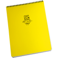 RITE IN THE RAIN 185 (MAXI-SPIRAL NOTEBOOK - TOP UNIVERSAL - YELLOW)