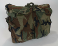 Flyer's Helmet Bag, NSN 8415-01-395-0005, Woodland Camouflage, HGU-56/P