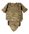 Improved Outer Tactical Vest (IOTV), GEN II, Complete, MultiCam (OCP), Size Large, NSN 8470-01-583-9507