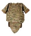 Improved Outer Tactical Vest (IOTV), GEN II, Complete, MultiCam (OCP), Size Large, NSN 8470-01-583-9507