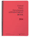 Weekly Appointment Book (2014), NSN 7530-01-545-3713