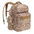 Camelbak BFM-500 3.0L (100oz) Hydration Pack, NSN 8465-01-573-4058, Digital Desert Camo