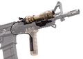 SUREFIRE M952V-TN WEAPONLIGHT FOR RIFLES AND SMGS — WHITE AND IR OUTPUT LED TAN, NSN 6230-01-589-4822
