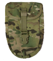 MOLLE Entrenching Tool (E-Tool) Case, RFI Issue, MultiCam, NSN 8465-01-580-1303