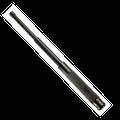 Baton, Talon, NSN 8465-01-621-9631, T50AB Airweight, Button (22412)