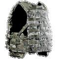 Soldier Plate Carrier System (SPCS), NSN 8470-01-580-1388, MultiCam (OCP) (No Cummerbund), X-Small