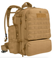 CamelBak Big Jump, Coyote Tan, 100 oz/3.0L, with Mil-Spec Antidote (Long) Reservoir