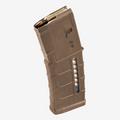 Magazine, Cartridge, 5.56mm, 30-round, NSN 1005-01-659-7086, Medium Coyote Tan (MCT), with window
