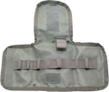 Insert, OD Green, NSN 8465-01-531-3147, Dummy-Corded, for US Army IFAK (Improved First-Aid Kit)