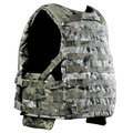 Soldier Plate Carrier System (SPCS), NSN 8470-01-580-1391, MultiCam (No Cummerbund), Small