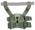 Blackhawk: Tactical Holster Platform, OD Green (432000POD) (NSN 8465-01-529-7440)