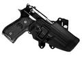 Blackhawk: Serpa S.T.R.I.K.E. / MOLLE Holster, Black (40CL01BK-R) (Beretta 92/96)