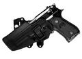 Blackhawk: Serpa S.T.R.I.K.E. / MOLLE Holster, Black (40CL01BK-L) (Beretta 92/96)