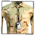 Blackhawk: Credentials - Information-Access (C.I.A.)Lanyard (90ID03BK)
