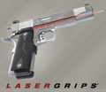 Crimson Trace LaserGrip, LG-401, for M1911 Series Pistol, NSN 5855-01-460-9153