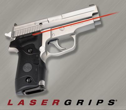 Crimson Trace Lasergrips: Sig Sauer P228/P229 (NSN: 5855-01