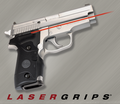Crimson Trace LaserGrip, LG-329, for Sig Sauer P228/P229 Pistol, NSN 5855-01-466-5224