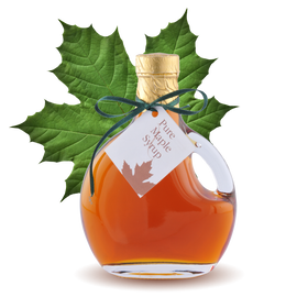 Maple Syrup Basque, 12 Bottles Case