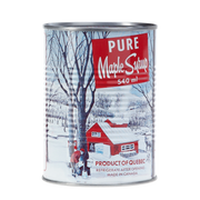 Maple Syrup Can