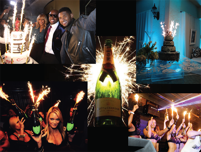 Champagne Bottle Sparklers Closeout Clearance Sale Nightclubshop