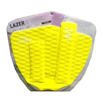 Zap Lazer Traction Pad Set l Yellow
