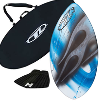 "The Wavezone Squirt 36"" Ultimate Skimboard Package"