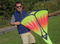 Man with Pica kite