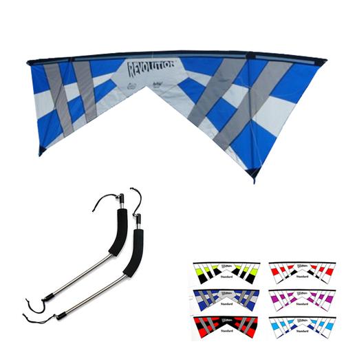 Revolution B Series Quad Line Kite