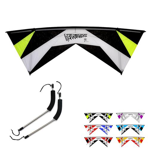 Revolution 1.5 Quad Line Kite