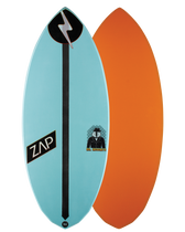 MR. INCOGNITO Skimboard by ZAP Skimboards