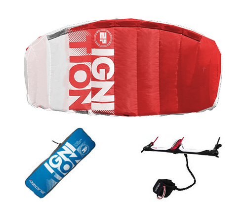 Ozone Ignition 1.6 Meter Trainer Kite