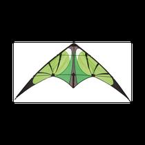 HQ Bebop Lime Dual Line Stunt Kite