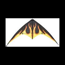 HQ Bebop Fire Dual Line Stunt Kite