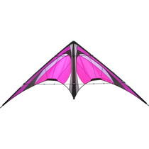 HQ Atomic Pink Dual Line Stunt Kite