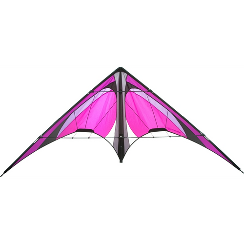 Hq Atomic Pink Stunt Kite With Free Shipping