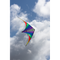 HQ Jam Session Rainbow Retro Dual Line Stunt Kite Flying