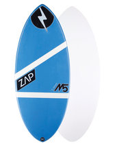 The M5 Carbon Skimboard by ZAP Skimboards