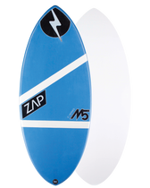 The M5 Skimboard by ZAP Skimboards