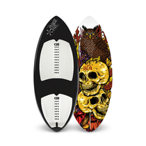 The Oath Carbon Fiber Wakesurf Board