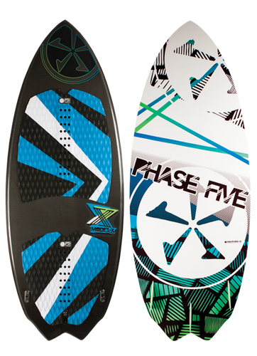 Model X Phase 5 Wakesurf Board