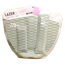 Zap Lazer Traction Pad Set l Grey