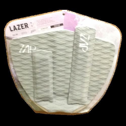 Zap Lazer Traction Pad Set l Grey