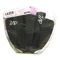 Zap Lazer Traction Pad Set l Black