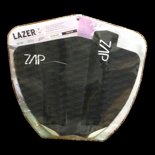 Zap Lazer Traction Pad Set l Black