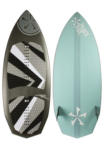 Aku Surf Phase Five Wakesurf Board