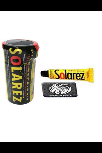 Solarez Polyester Resin Weenie Travel Kit UV-Cure