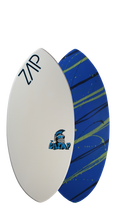 The Chimp Fiberglass Skimboard by ZAP Skimboards