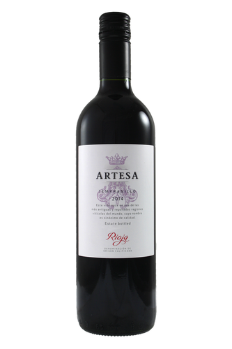 Artesa Tempranillo Rioja 2014